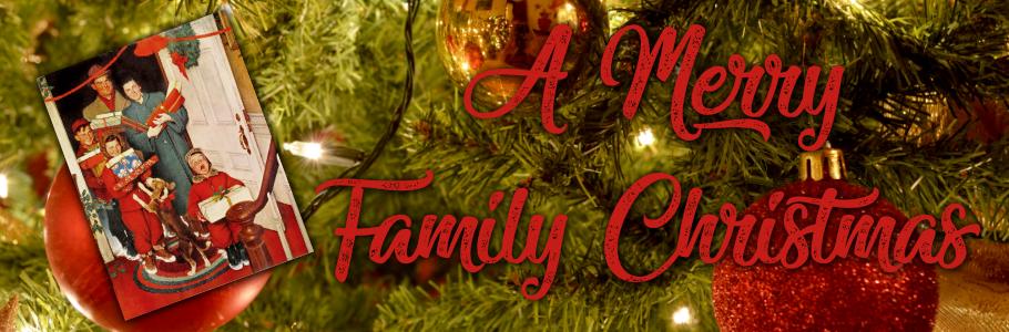 A Merry Family Christmas